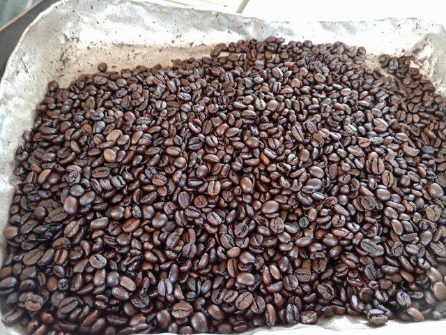 Cafe torrado moído ou em grãos 1Kg R$12,00 - Foto 2
