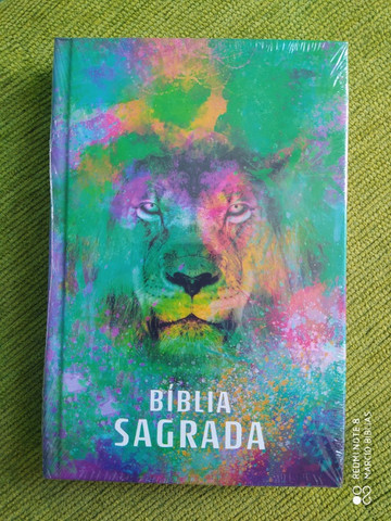Bíblia Capa Leão - Foto 3