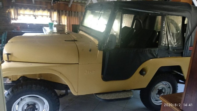 Jeep Willys Overland 1963 - Foto 2