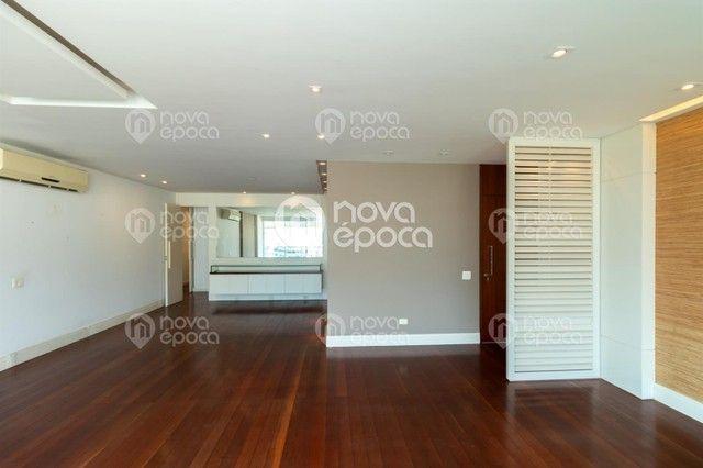 Apartamento à venda com 4 dormitórios em Laranjeiras, Rio de janeiro cod:FL4AP54682 - Foto 12