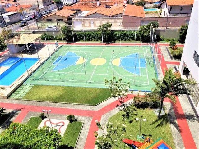 Apartamento com 3 dormitórios à venda, 90 m² por R$ 490.000,00 - Vila União - Fortaleza/CE - Foto 8