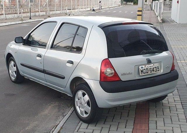 Clio 1.0 Privilégie 2004 Completo!!! - Foto 7