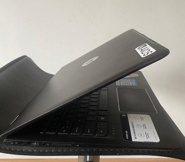 Vendo HP envy x360 seminovo - Foto 2