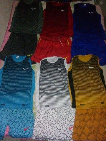 Calção10 e Camiseta 12 - Foto 3