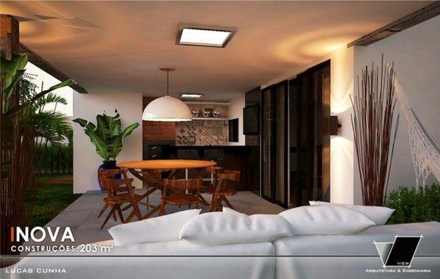 Luxuosa Casa com piscina no Jardins do lago 4 suites #ce11 - Foto 6