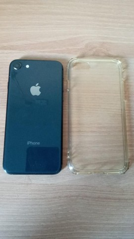 iPhone 8, Preto, Semi Novo, 64 Gb - Foto 3