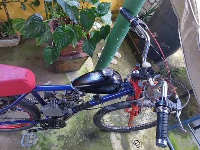 Bike motorizada 80cc - Foto 6
