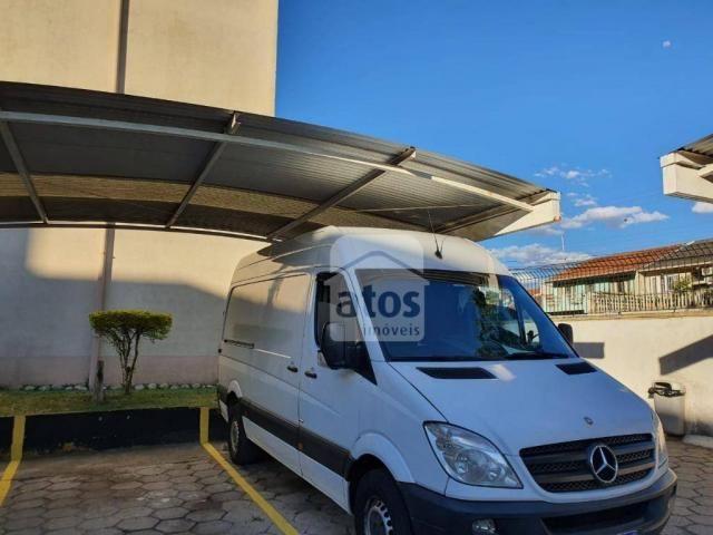 Apartamento com 3 dormitórios à venda, 52 m² por R$ 159.000,00 - Fazendinha - Curitiba/PR - Foto 7