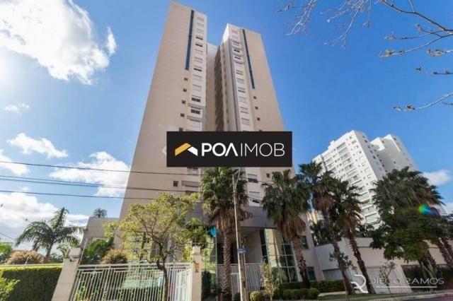 Apartamento com 3 dormitórios para alugar, 93 m² por R$ 3.900,00/mês - Jardim Europa - Por - Foto 15