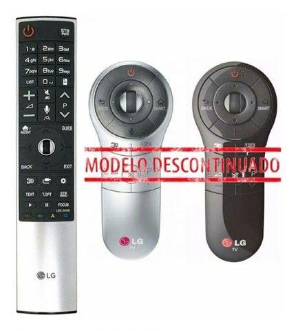 Controle Smart Magic LG An-Mr700 Tv's linha Lb Ll Ec Eg Uf Ug Uh - Foto 2