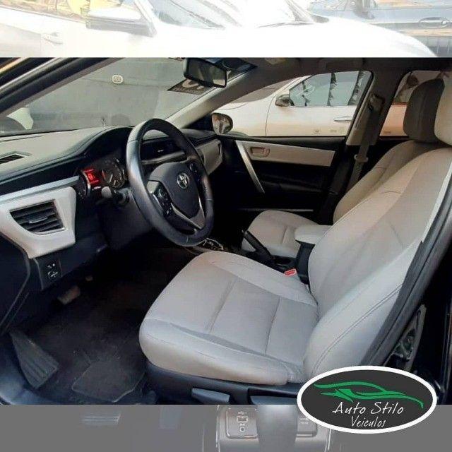 Toyota Corolla  2.0 2014/2015 Preto Completo  - Foto 6