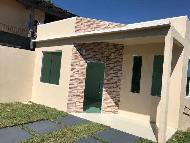 Vendo Linda Casa no Novo Aleixo 02 quartos Fino Acabamento - Foto 2