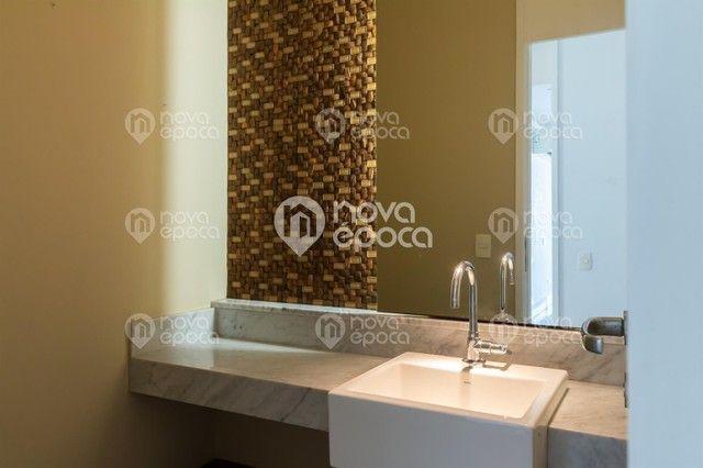Apartamento à venda com 4 dormitórios em Laranjeiras, Rio de janeiro cod:FL4AP54682 - Foto 16