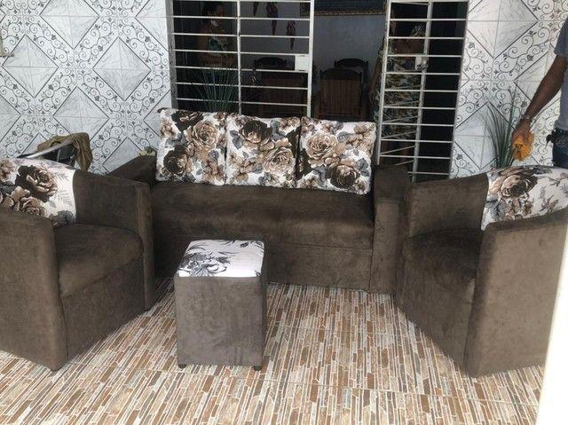 Conjunto de sofá a preço de fábrica  - Foto 3