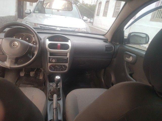 Corsa Sedan Premium (Corsão) 1.4 com GNV  - Foto 7