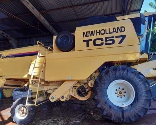 New Holland tc 57 - Foto 4