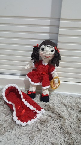 Bichinhos feito com crochê  - Foto 5