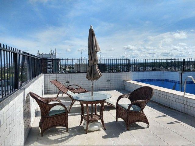 Saia do aluguel andar alto vista definida 2 qts + suíte Setúbal Recife PE - Foto 16