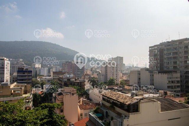 Apartamento à venda com 4 dormitórios em Laranjeiras, Rio de janeiro cod:FL4AP54682 - Foto 3
