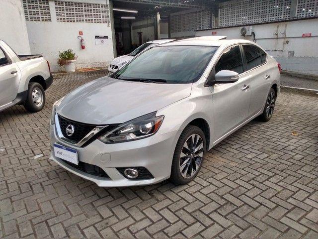 Nissan Sentra SL 2018 Luciano Andrade - Foto 2