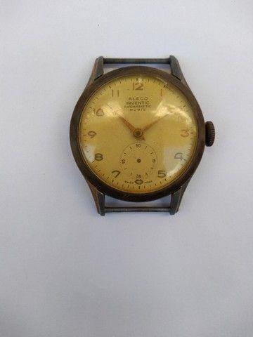 Relógio Aleco - antigo - Foto 2