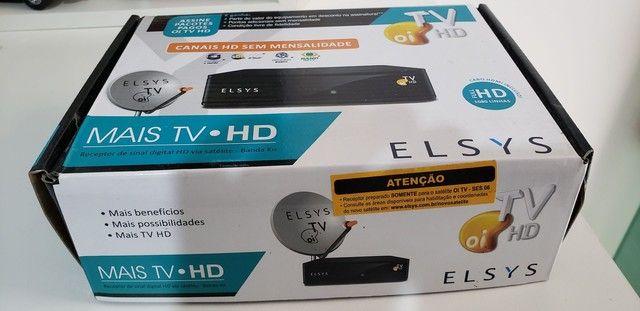 Receptor digital Elsys HD - Foto 3