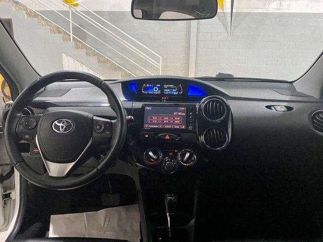 Etios Sedan XLS AT 2018  - Foto 6