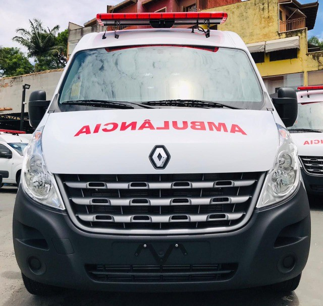 Renault Master Ambulância L3H2 UTI - Foto 2
