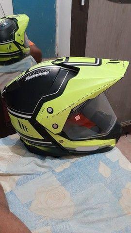 Capacete de moto  - Foto 5