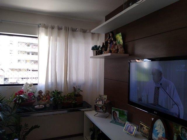 Apartamento 2 quartos mobiliado na Ponta Verde. - Foto 3