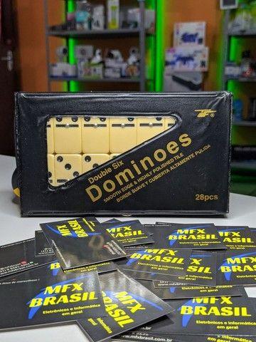Jogo profissional de dominó - Foto 5