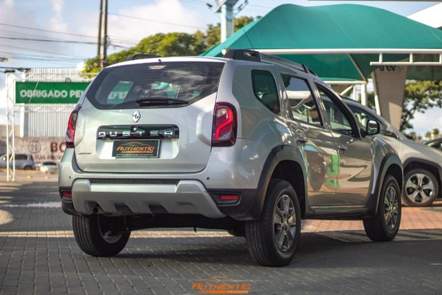 Duster 2020 1.6 CVT Aut Recebo carro ou moto.  - Foto 14