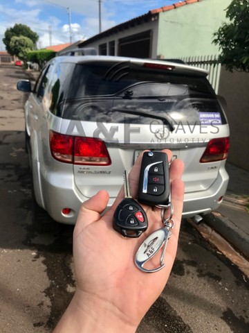CHAVE CANIVETE TOYOTA  - Foto 14
