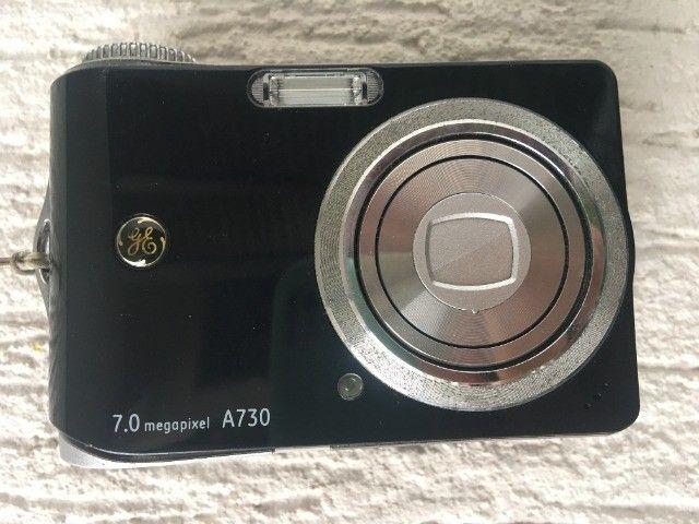 Câmera Digital A730, 7.0 Megapixels, Zoom Optical 3x