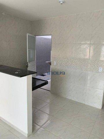 Casa com 2 dormitórios à venda, 84 m² por R$ 139.500 - Ancuri - Itaitinga/CE - Foto 4