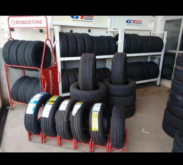 Venha pneus pneu ébaqui e agora bom e barato na AG