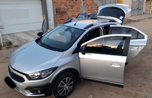 Vendo ou passo consórcio. Chevrolet Onix 1.4 Activ Automático  modelo 2018 Topo de Linha  - Foto 9