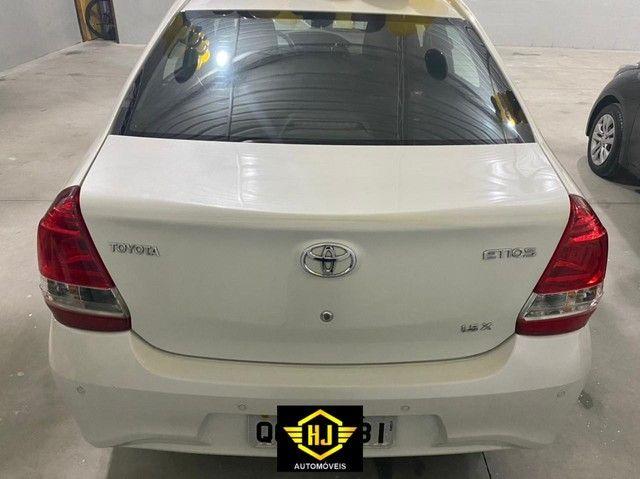Etios Sedan XLS AT 2018  - Foto 4
