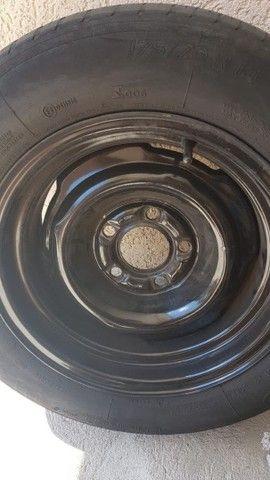 Maverick rodas originais,serve no opala  - Foto 6