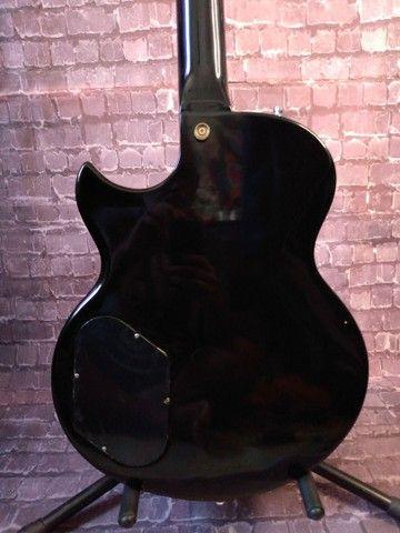 Guitarra Gibson L6-S 1974 USA com case - Foto 5