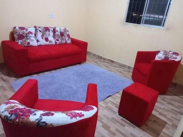 Conjunto de sofá a preço de fábrica  - Foto 5