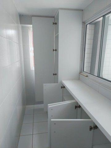 JS- Alugo apartamento de Alto Padrão em Boa Viagem - 3 quartos - 82m² - Foto 4