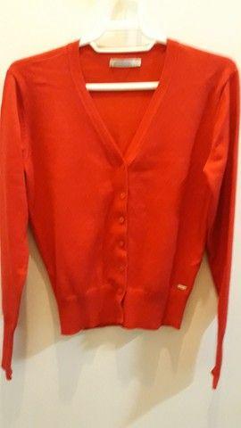 Casaco vermelho RABUSCH. - Foto 4