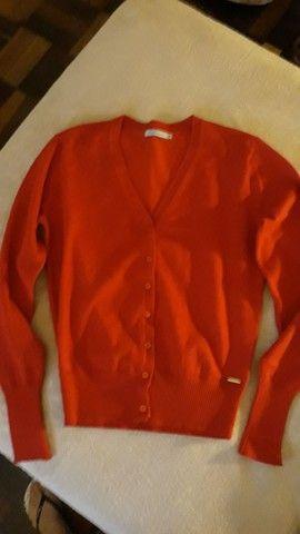 Casaco vermelho RABUSCH. - Foto 2