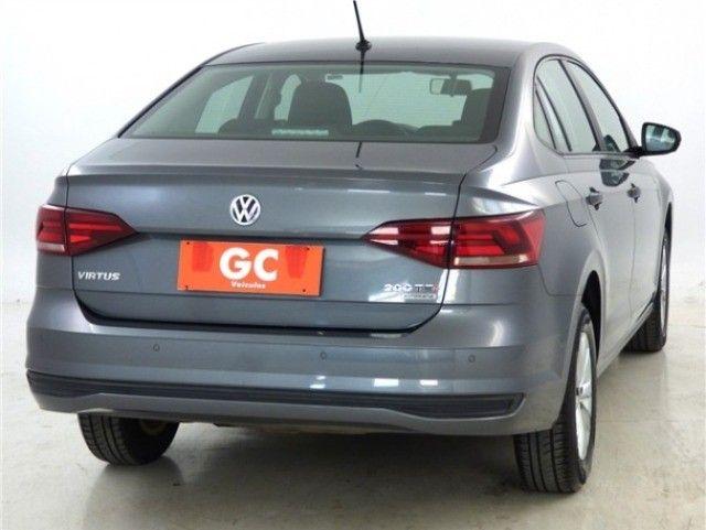 VW Virtus Comf 1.0 TSI 2020 baixo km - Foto 5