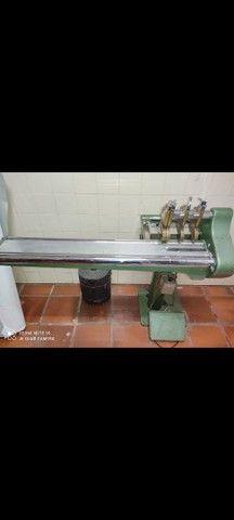 Máquina industrial para cortar viés 4 facas - Foto 4