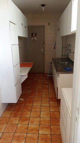 Apartamento no edf Mato Grosso na fagundes Varela Jardim atlantico
