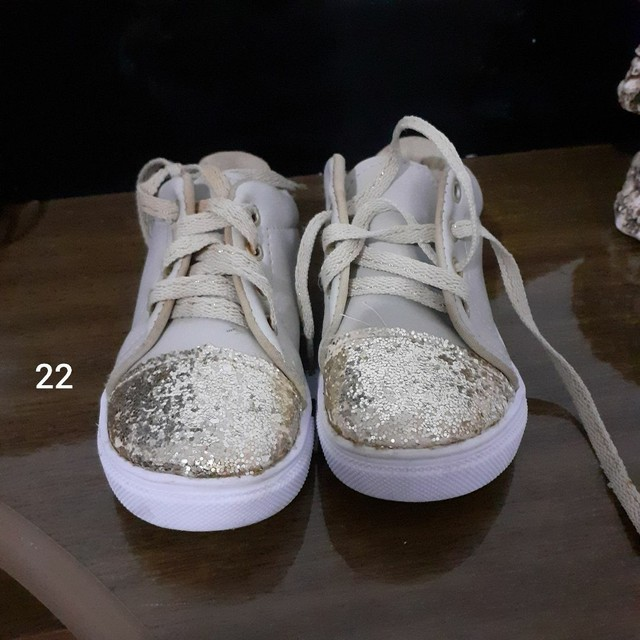 Tênis e sandália  infantil - Foto 2