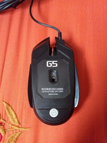 MOUSE GAMER G5 - Foto 3