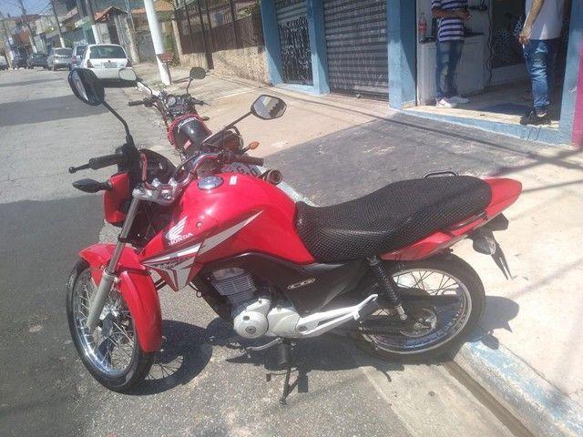 Honda CG - 150 - titan- esd 2014 -15 - Foto 3